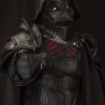 Medieval Vader Force Choke